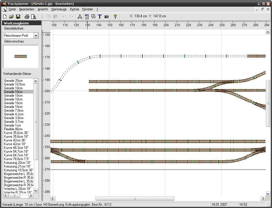 trackplanner
